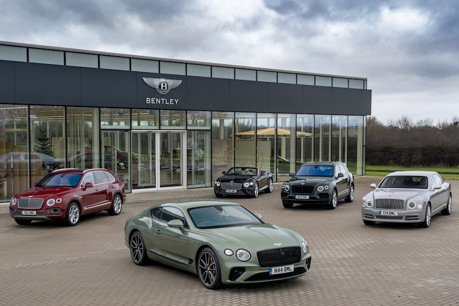 2019年的Bentley銷售王 竟然不是Bentayga?