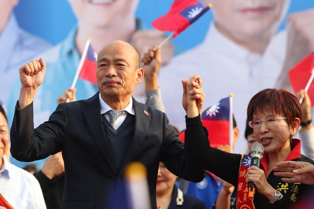 為何韓國瑜不會贏得大選?如果韓國瑜贏了台灣未來會如何?