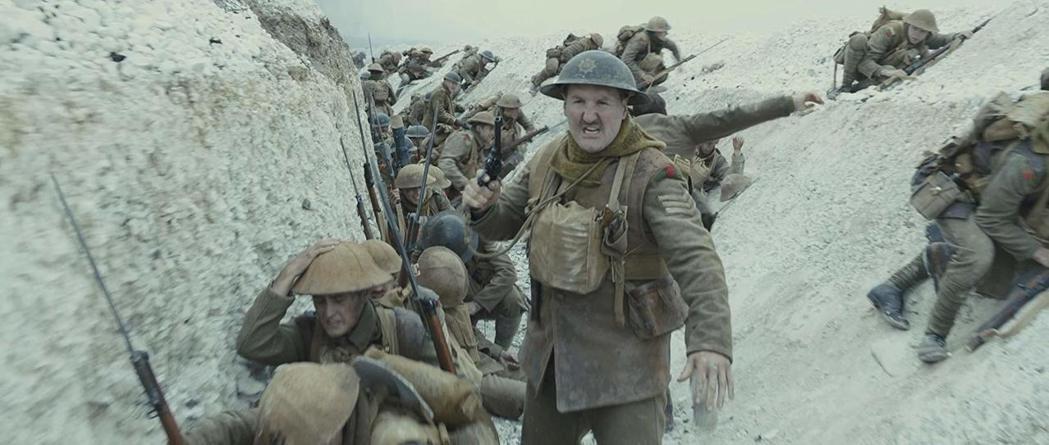 「1917」獲金球大獎後氣勢大振。圖/摘自imdb