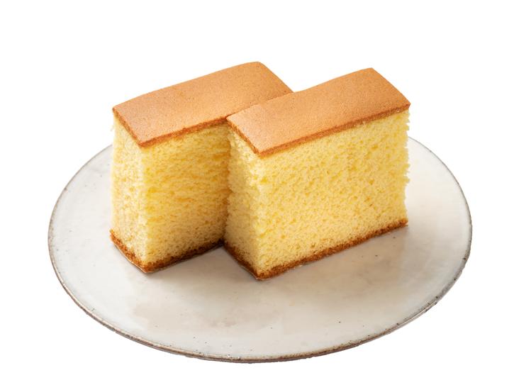 蜂蜜蛋糕以古法三段爐燒,慢火蜜炙入味。圖/昂舒巴黎提供