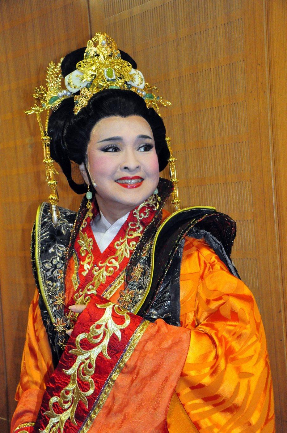 文化部公告歌仔戲藝人王仁心(藝名王金櫻)為人間國寶。圖/文化部提供