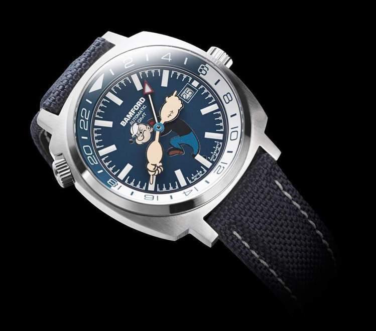 除了改裝各家高級名表,Bamford近年也推出自己品牌的腕表款式。圖╱翻攝自Ba...