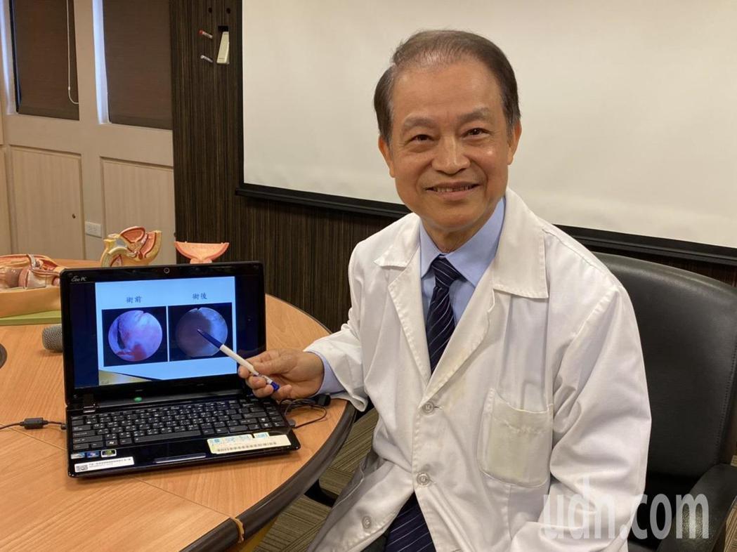 書田診所泌尿科主任醫師殷約翰表示,攝護腺經手術後是可能再次肥大的,他呼籲成年男性...
