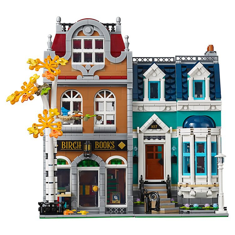 LEGO樂高「樂高書店」,售價5,299元。圖/喜事集團提供