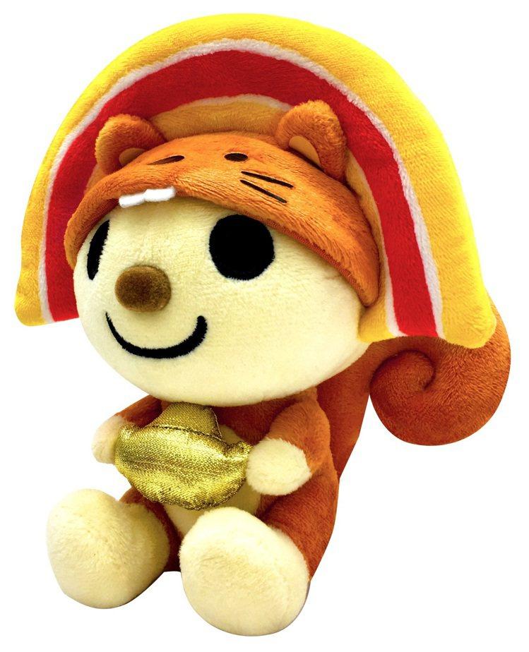 OPEN!鼠來寶生肖娃娃,售價328元。圖/7-ELEVEN提供