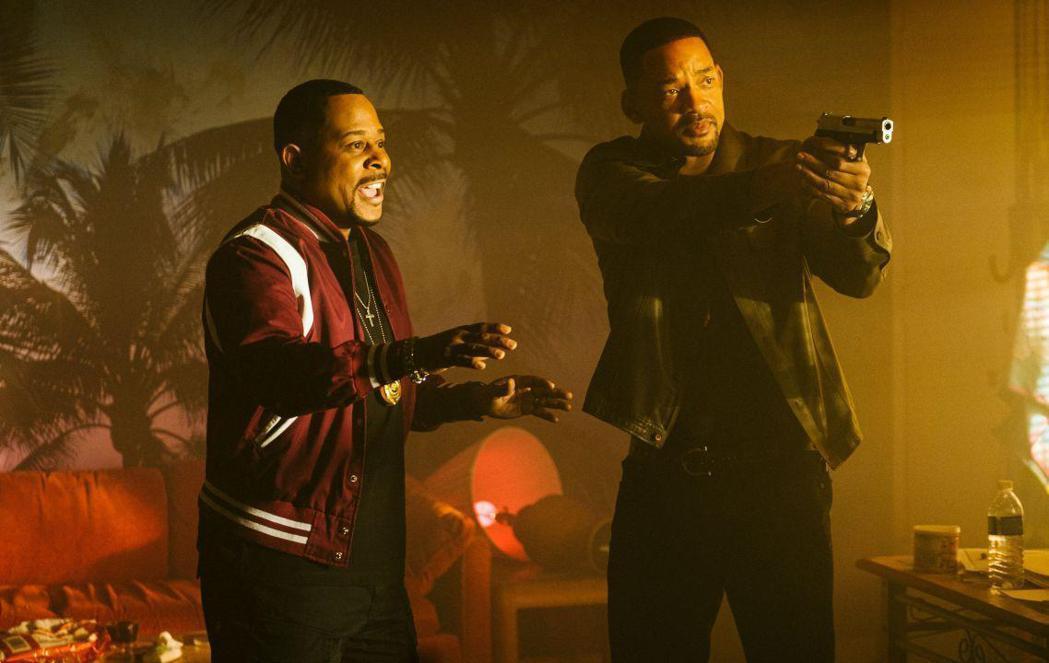 「絕地戰警FOR LIFE」找回威爾史密斯、馬汀勞倫斯再度攜手打擊犯罪。圖/索尼...