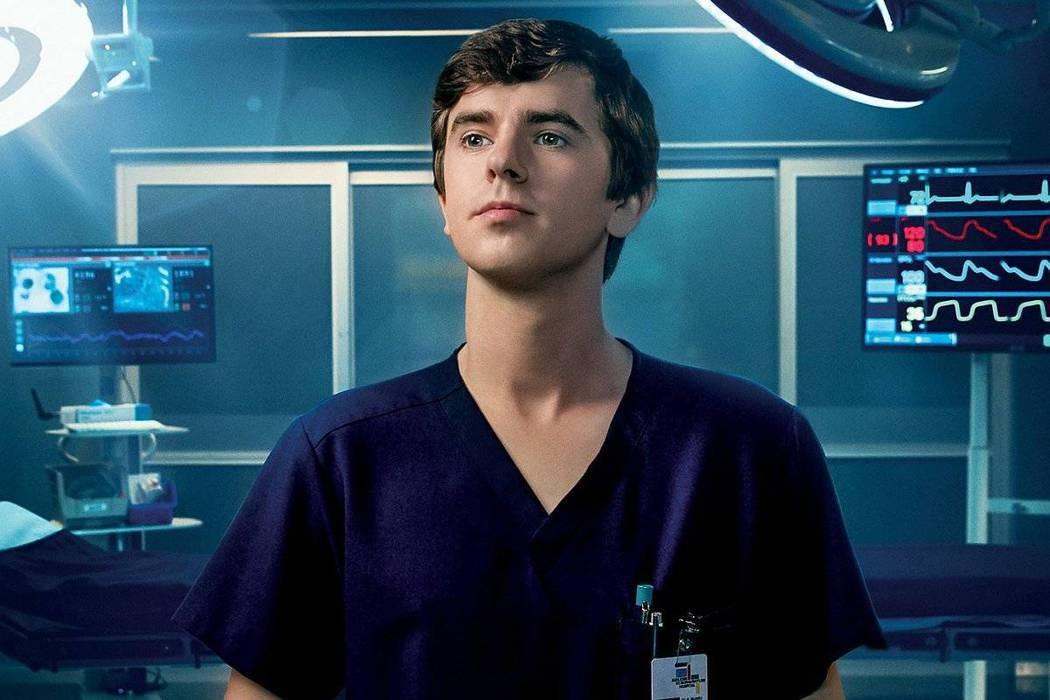 「良醫墨非」第3季全新集數春節期間照常首播。圖/FOX提供