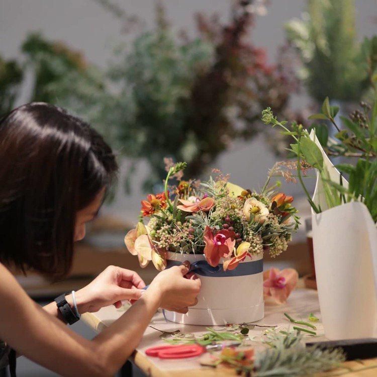 「年初植作 — 草肉實堂花藝體驗」,透過花藝沉澱內心,並藉由手感植療找到自己20...