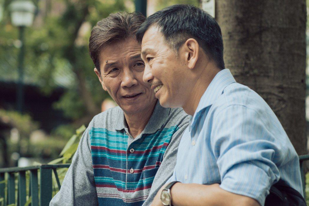 「叔‧叔」即將在2月27日上映。圖/采昌提供