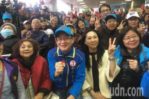 替林郁方站台固樁 李佳芬曾問韓國瑜:挺國民黨那麼重要?
