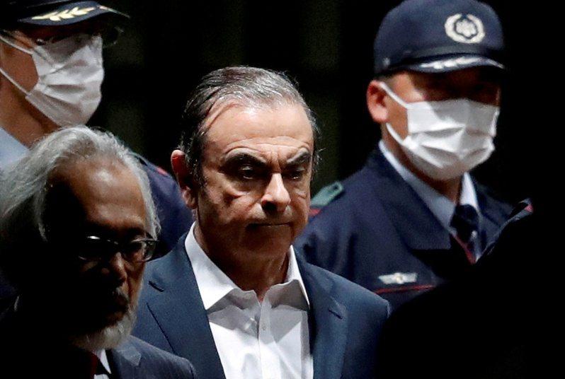 逃亡到黎巴嫩的日產前董事長高恩,逃亡當天和日本首相安倍晉三都曾待在同一家飯店。  路透