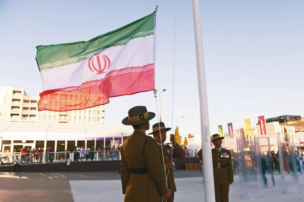 伊朗這次對美國的報復行動,應是有節制的報復行動,留下緩和局勢的空間。 美聯社