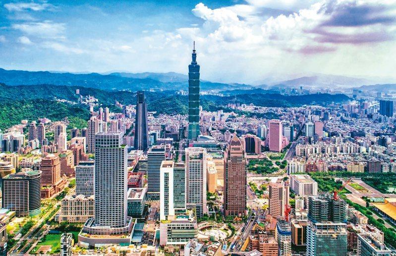 英國南安普敦大學研究顯示,台北是武漢肺炎擴散風險第三高的城市。 本報系資料庫