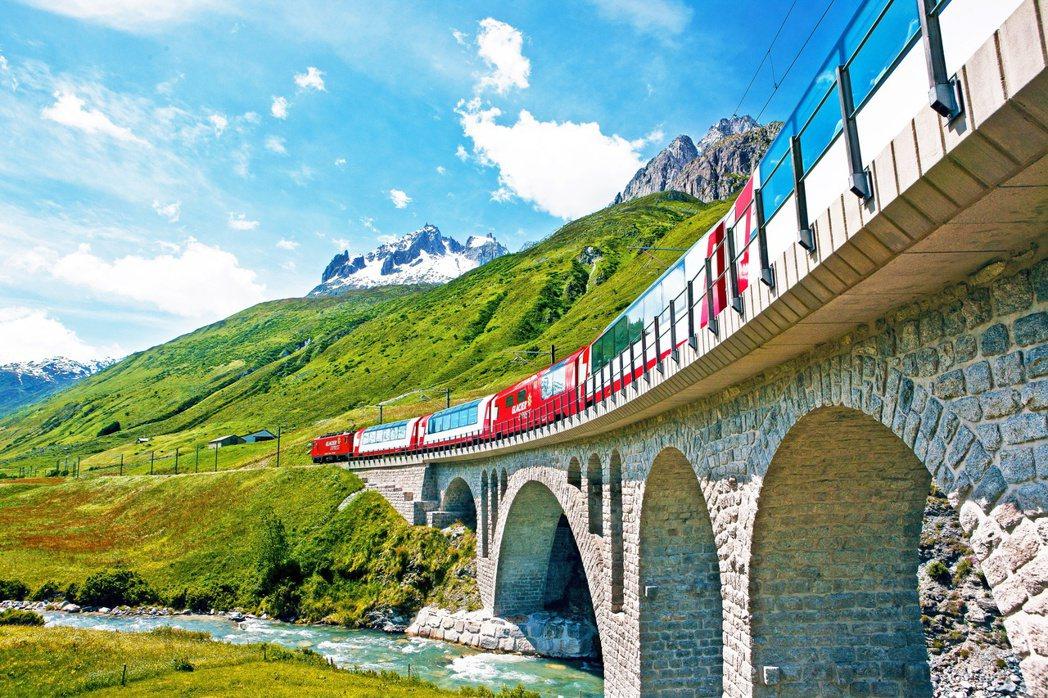 「鐵道之旅」,是歐鐵極力推薦的歐洲旅遊方式。業者/提供