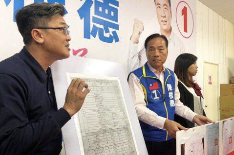 桃立委候選人陳根德涉賄遭查,是查水表還是消費司法?