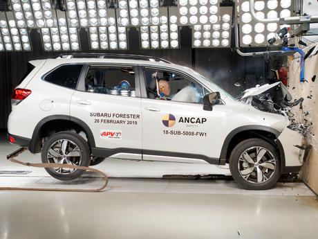台灣也買得到! 這些車獲得2019年Euro NCAP最安全車款肯定