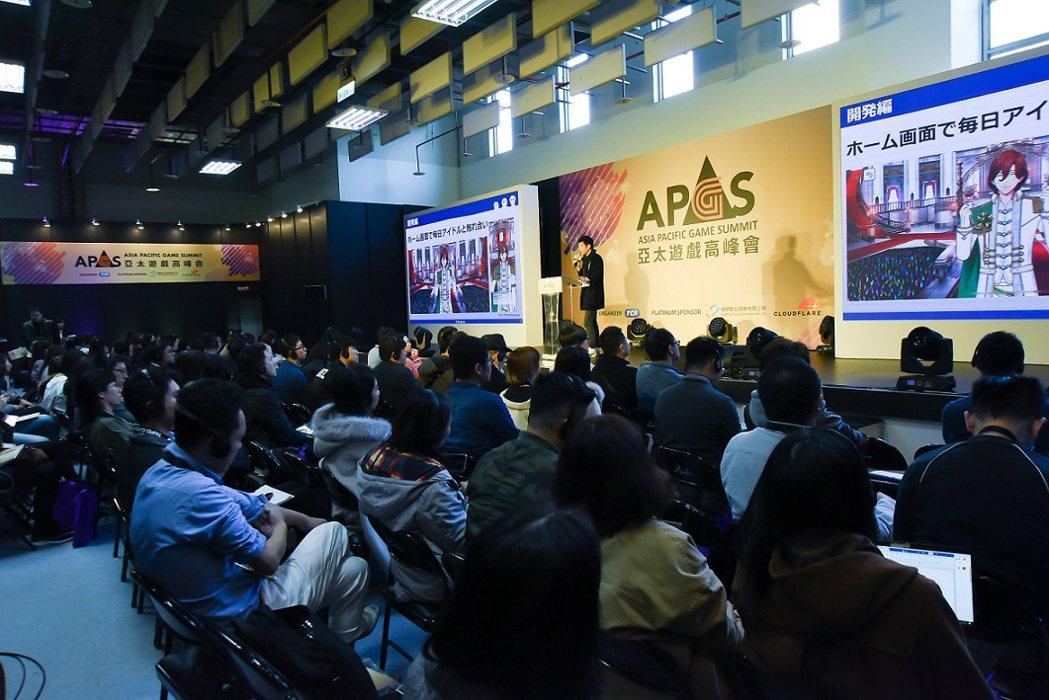 APGS亞太遊戲高峰會即將在2月6至7日在台北南港展覽館1館登場。 台北市電腦公...