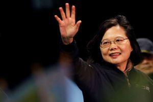 總統大選前夕,重要外媒密切關注台灣民主發展