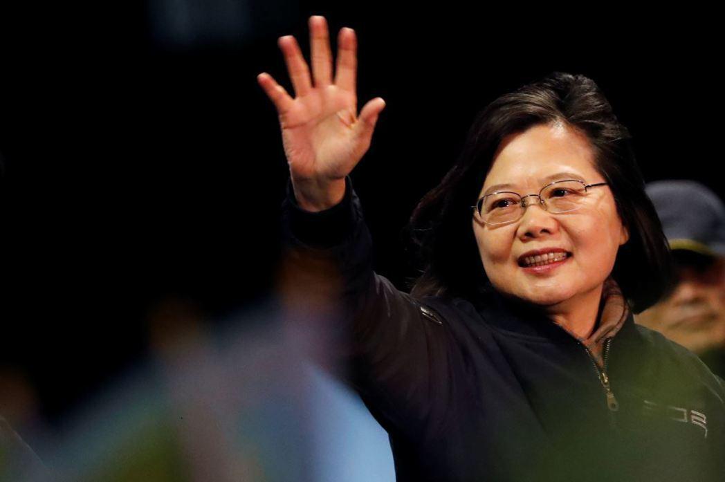 台灣大選將屆,近期不僅有上百位國際學者專家抵台觀選。 圖/路透社