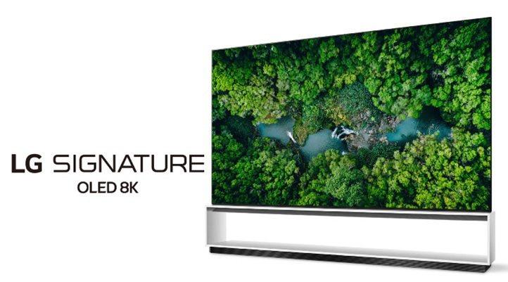 LG SIGNATURE OLED 8K。PIDA/提供(圖片: LG)