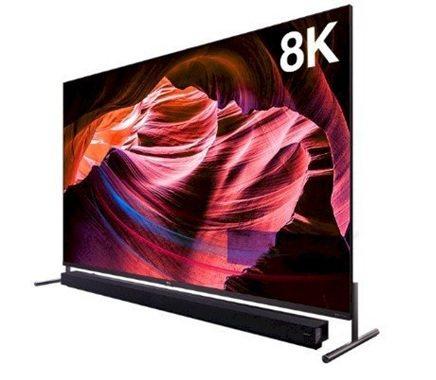 TCL Vidrian 8K TV。PIDA/提供(圖片: TCL)