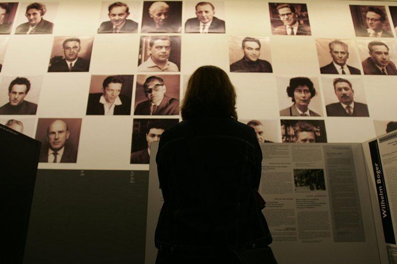 在德國,不是所有這一代人都能夠完全了解上一代發生的事情。 圖/法新社
