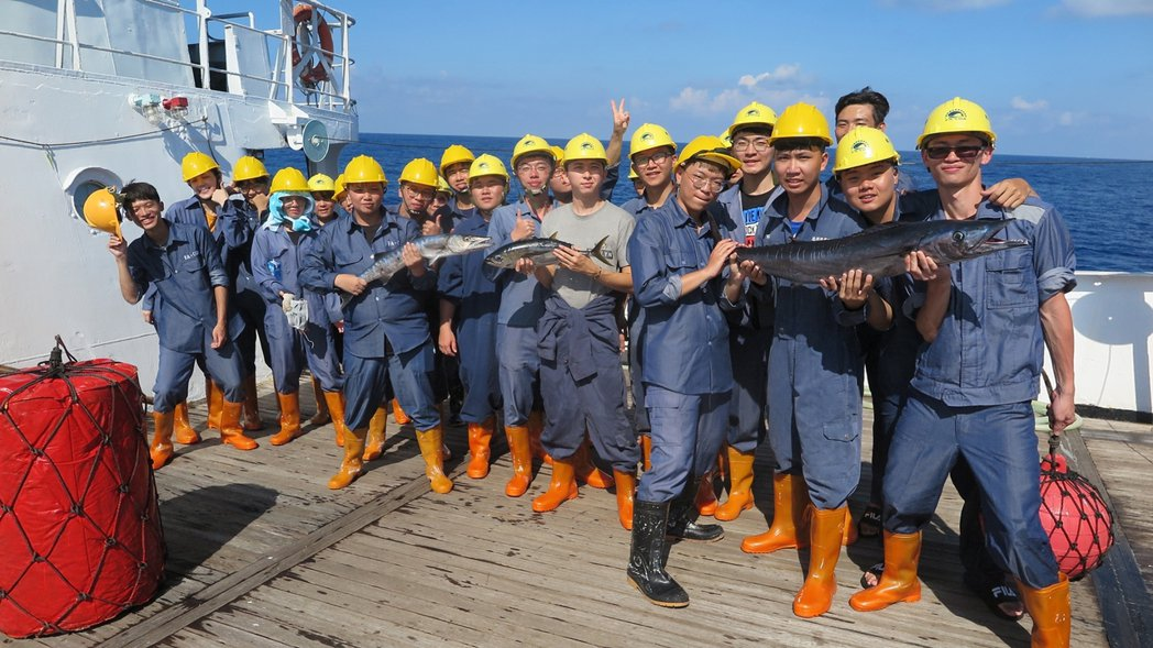 高科大全國首推漁業公費專班 招生簡章即日起公告。圖/高科大提供