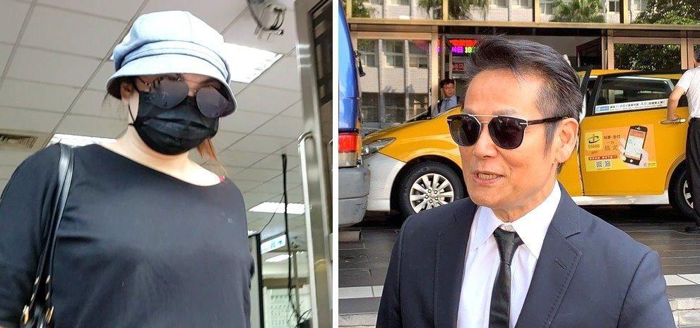 藝人徐乃麟(右圖)女密友董子綺被控詐欺,高等法院考量她與告訴人和解,依詐欺罪改判