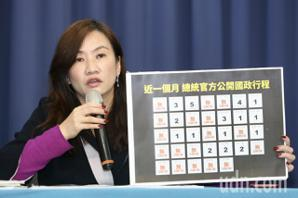 韓辦:總統近一個月33%上班日無公開行程