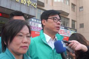 王立強案 陳其邁: 應該要給司法獨立辦案的空間
