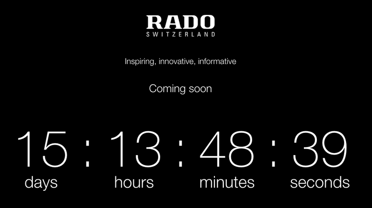 早在去年的耶誕節前夕,雷達表總部就向全球媒體發出「邀請函」,將在2020年1月9...