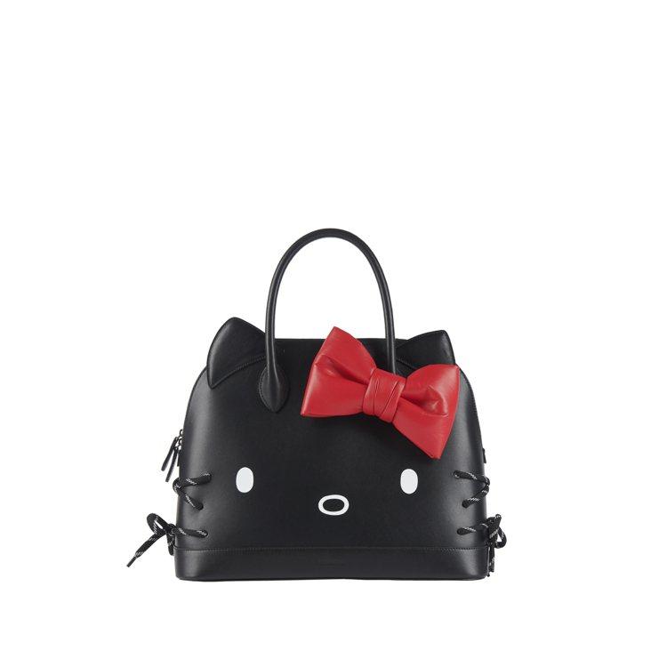Kitty Ville Top Handle包款,81,900元。圖/BALEN...