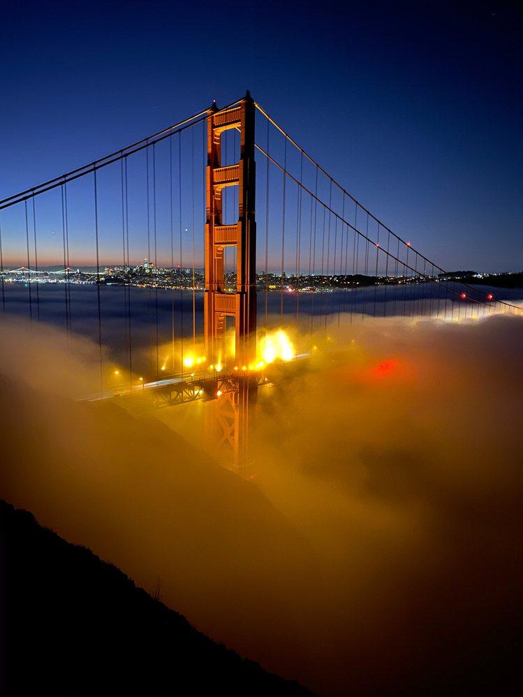 專注旅遊與風景攝影的攝影師Jude Allen使用iPhone 11 Pro所拍...