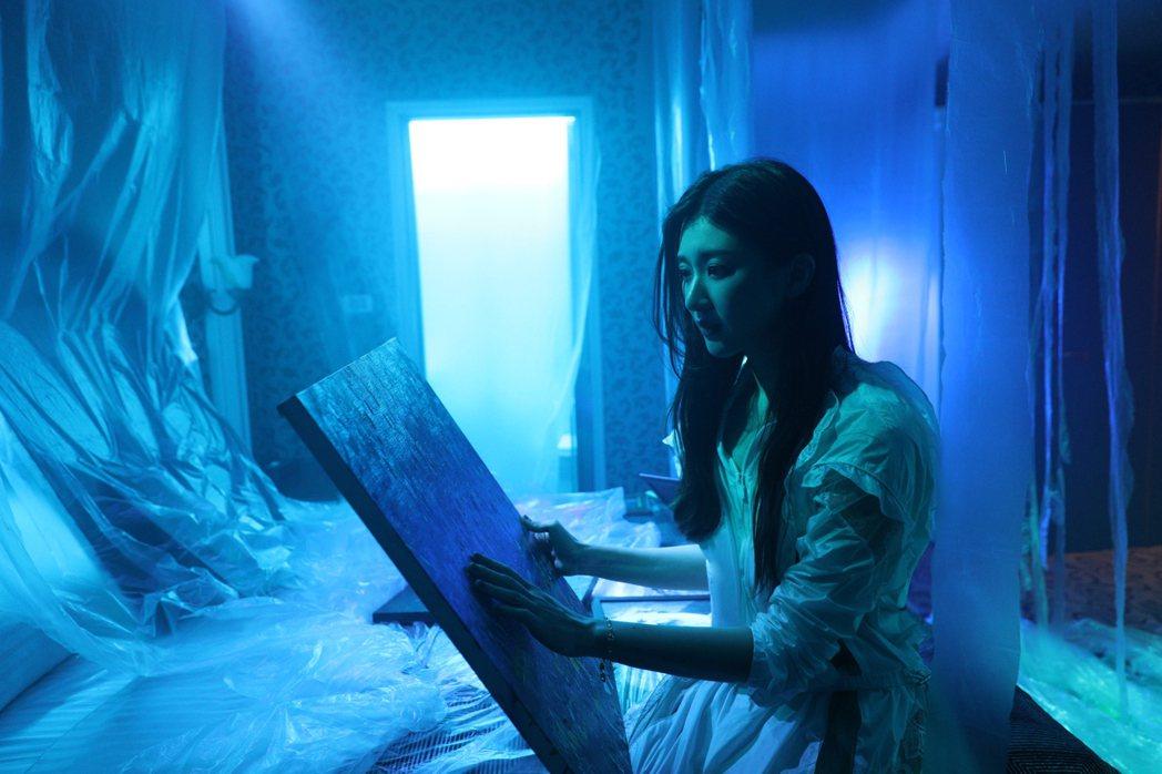 林逸欣推出新歌「我已成為我想要的我」。圖/旋轉娛樂提供