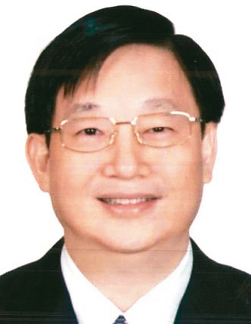 潤寅集團負責人楊文虎(圖)、王音之夫妻涉詐貸案遭通緝被起訴。 圖/記者張宏業翻攝