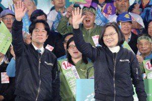 韓營控蹺班 蔡英文:總統每天都在崗位上