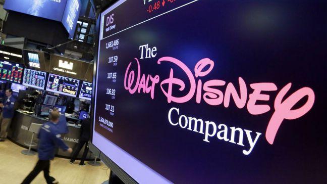 分析師看好迪士尼、字母公司是下個十年的持股首選。圖/美聯社