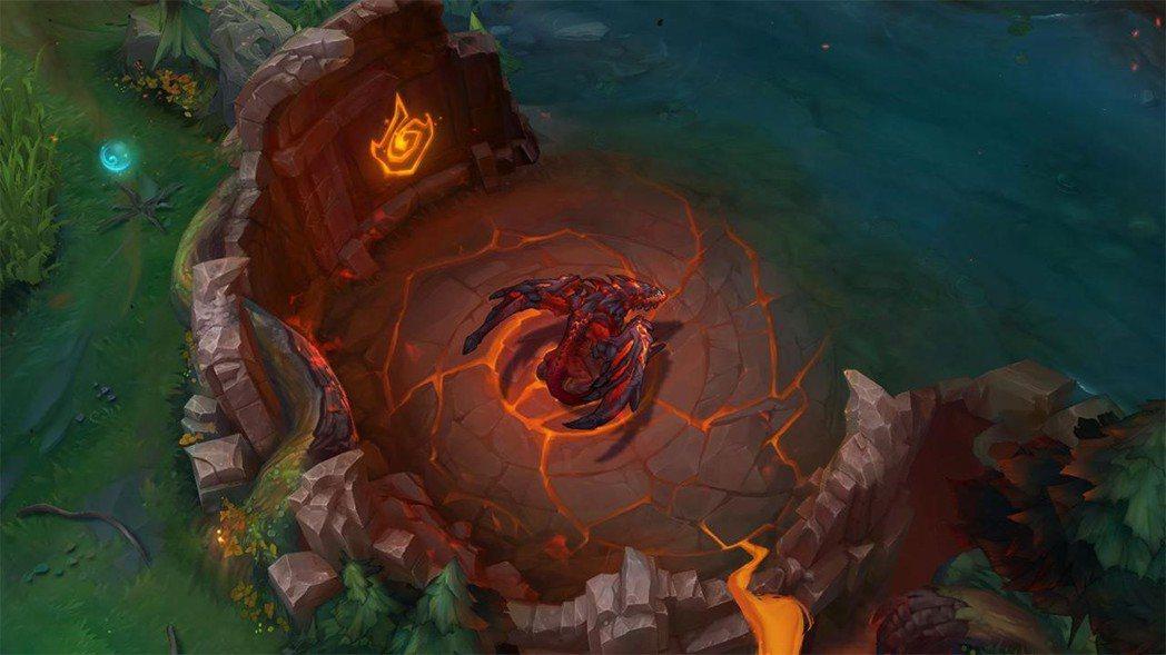 飛龍巢穴:飛龍巢穴的入口變寬
