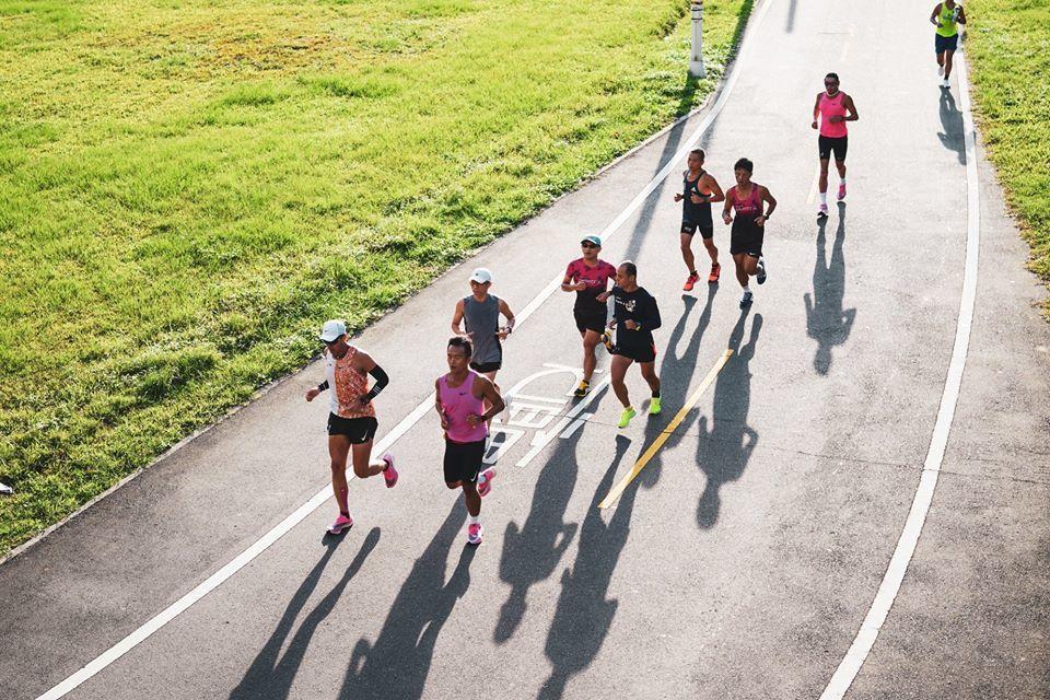 只要維持運動習慣,無論對身心上面一定有正面效益。 圖/吳叔丞攝影