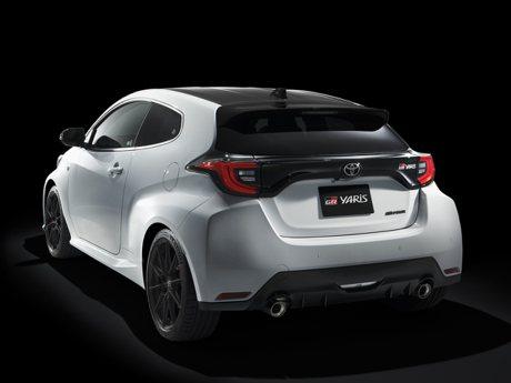 暴力鴨真的來啦 Toyota GR Yaris降臨東京改裝車展!