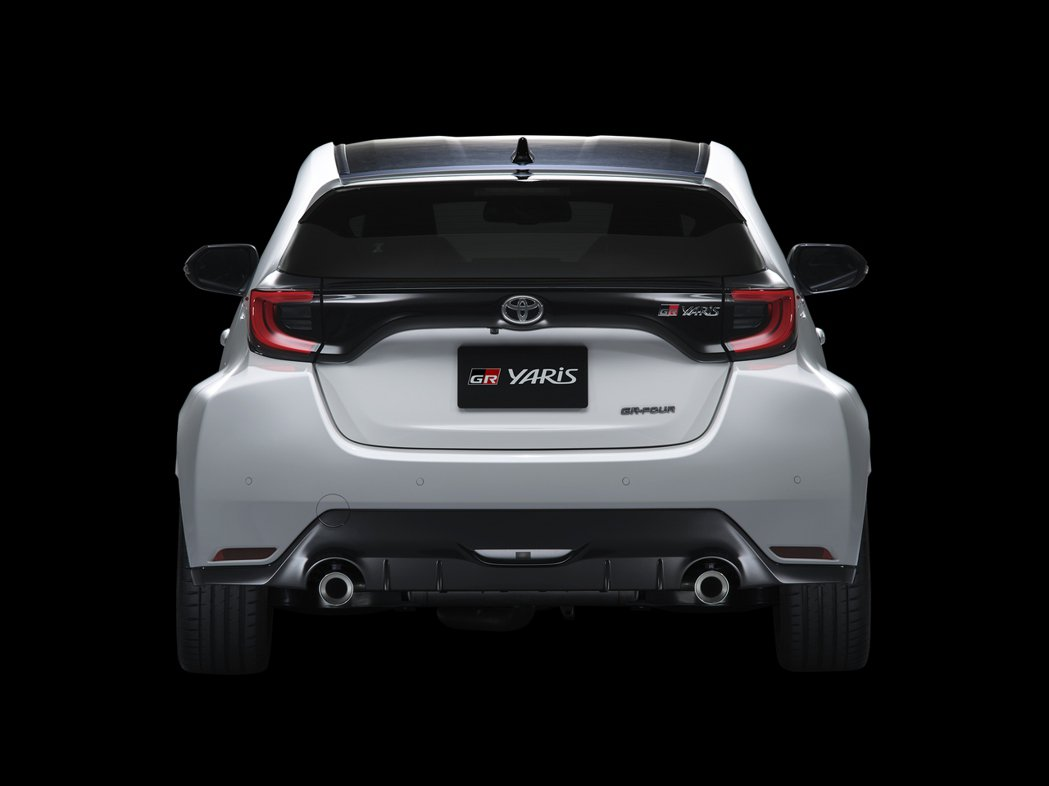 Toyota GR Yaris。 摘自Toyota