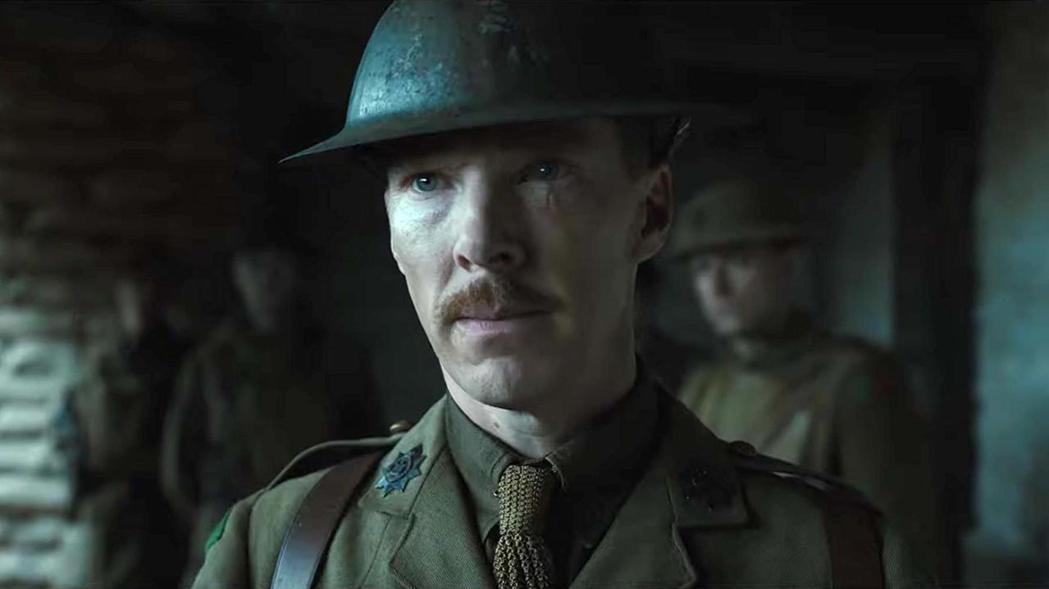 Benedict Cumberbatch也參與此次演出。圖/擷自imdb。