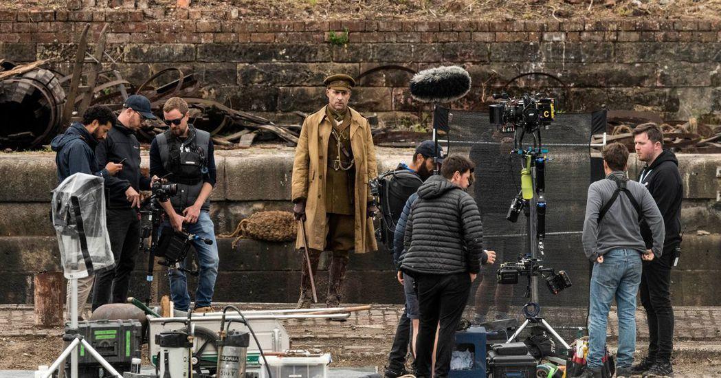 Mark Strong參與此次演出。圖/擷自imdb。
