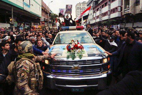 2020才剛開年,中東情勢就因美國、伊拉克、伊朗的多角衝突一路急轉直下,逼近「準...