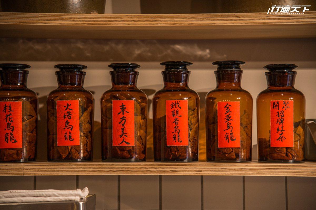 ▲精選全台各地優質茶葉品種,現萃好喝的冷萃茶飲,口口回甘。