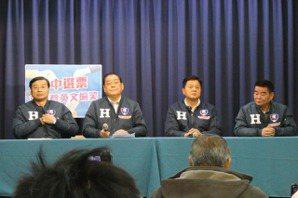 國民黨啟動棄保:不投韓國瑜就是挺蔡英文