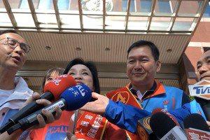 前後新北市長輔選 朱立倫:投票化成力量重振中華民國