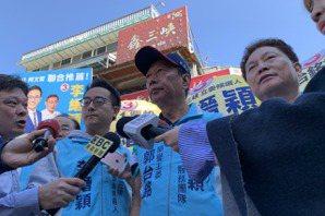 民眾黨之夜若不加分反釀內部分歧 郭台銘:我選擇不去