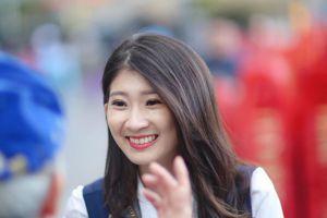 影/明投票 北漂最美主持人拍影片為韓國瑜催青年票