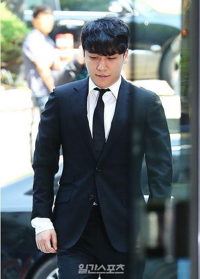 南韓檢方再對勝利提請拘捕令。圖/摘自韓國中央日報